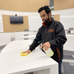 Commercial Cleaning Customised cleaning for your commercial space